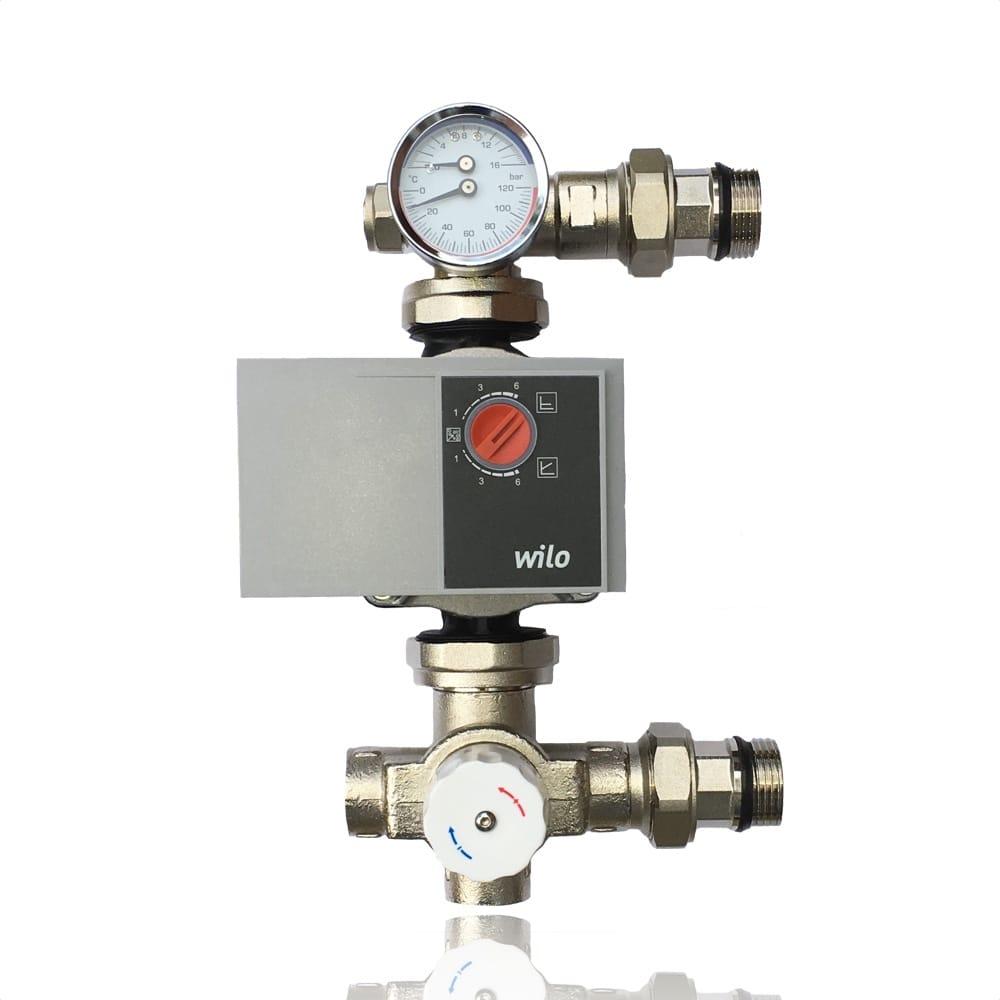Underfloor Heating Temperature Settings: Underfloor Heating Pump & Manifold Heat Pump Underfloor